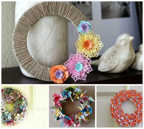 How To Make Handmade Flowers From Paper And Fabric Image Collections