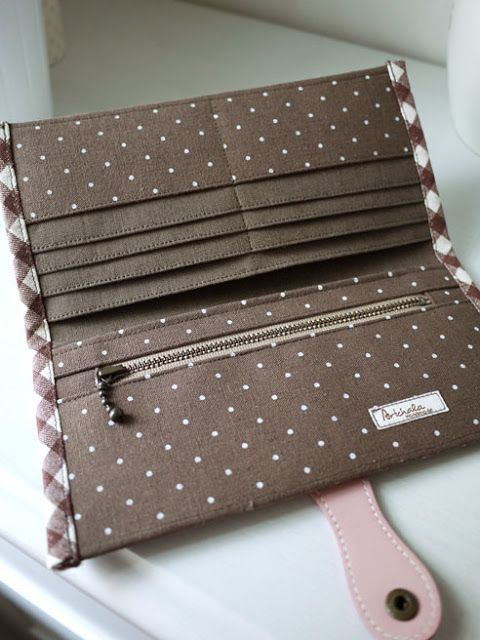 Handmade Long Wallets
