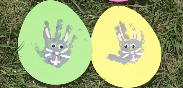 The 7 Easter chores appropriate for the nursery children