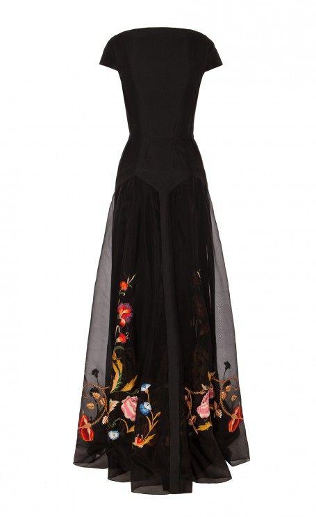Long Toledo and Aura Lace Dresses