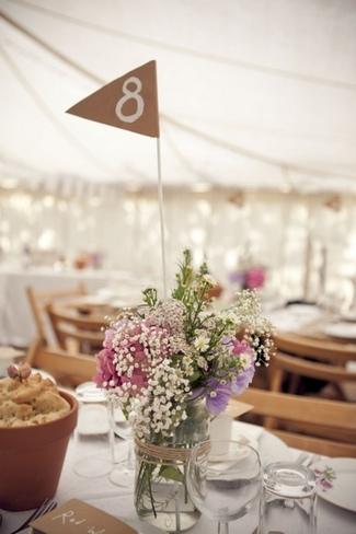 20 wedding table