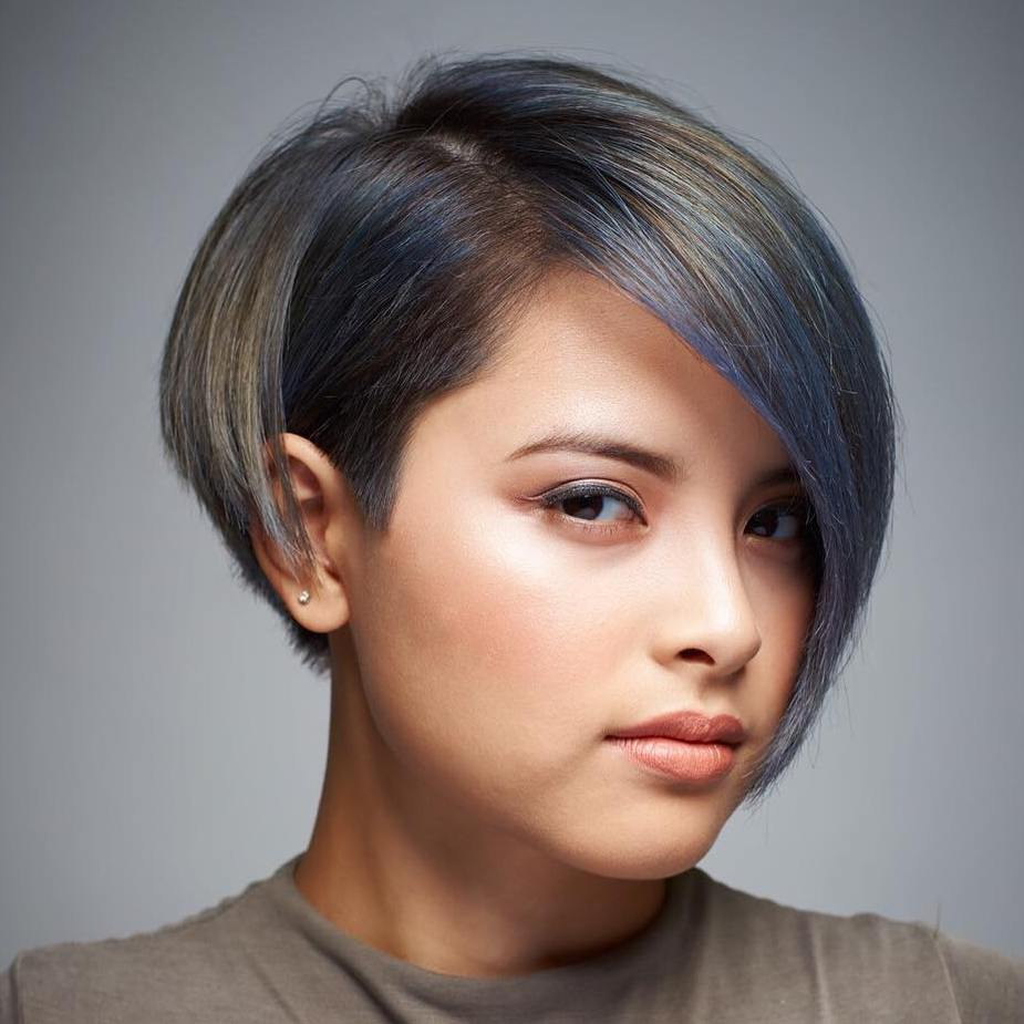 40 Super Cute Looks with Short Hairstyles for Round Faces -   Very short haircuts for women with round faces