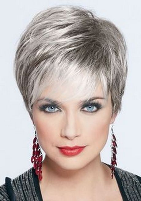 Very Short Hairstyles for Round Face Females: Cute Looks - Stylish ... -   Very short haircuts for women with round faces