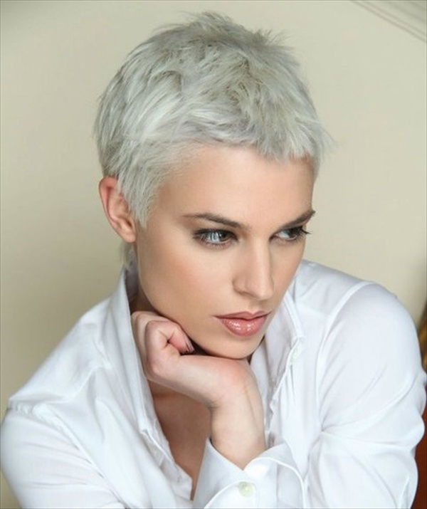 Very Short Haircuts For Women With Round Faces Hairstyle -   Very short haircuts for women with round faces