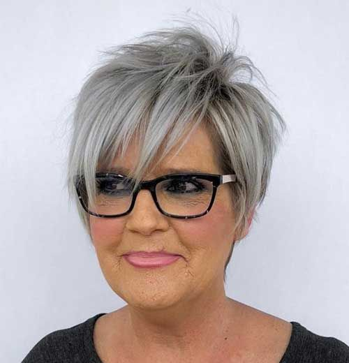 Chic Short Haircuts For Women Over 50 Fine Hair Style Short Hair Cuts For Women Over 50 How Do It Info
