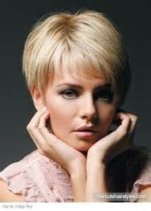 Fine Hair Style Short Hair Cuts for Women Over 50