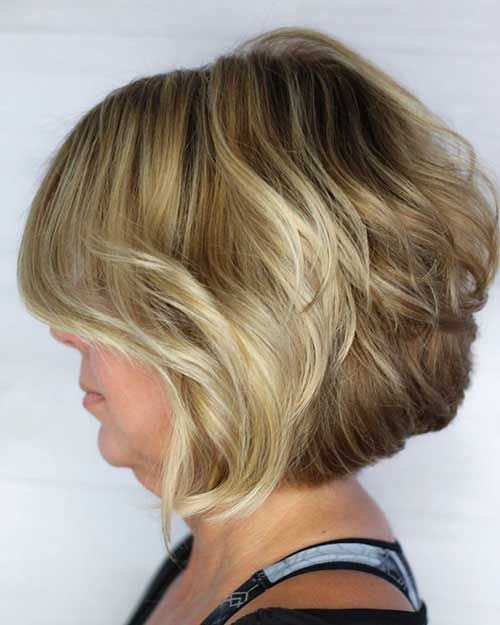 Best Short Layered Haircuts for Women Over 50 -   Fine Hair Style Short Hair Cuts for Women Over 50