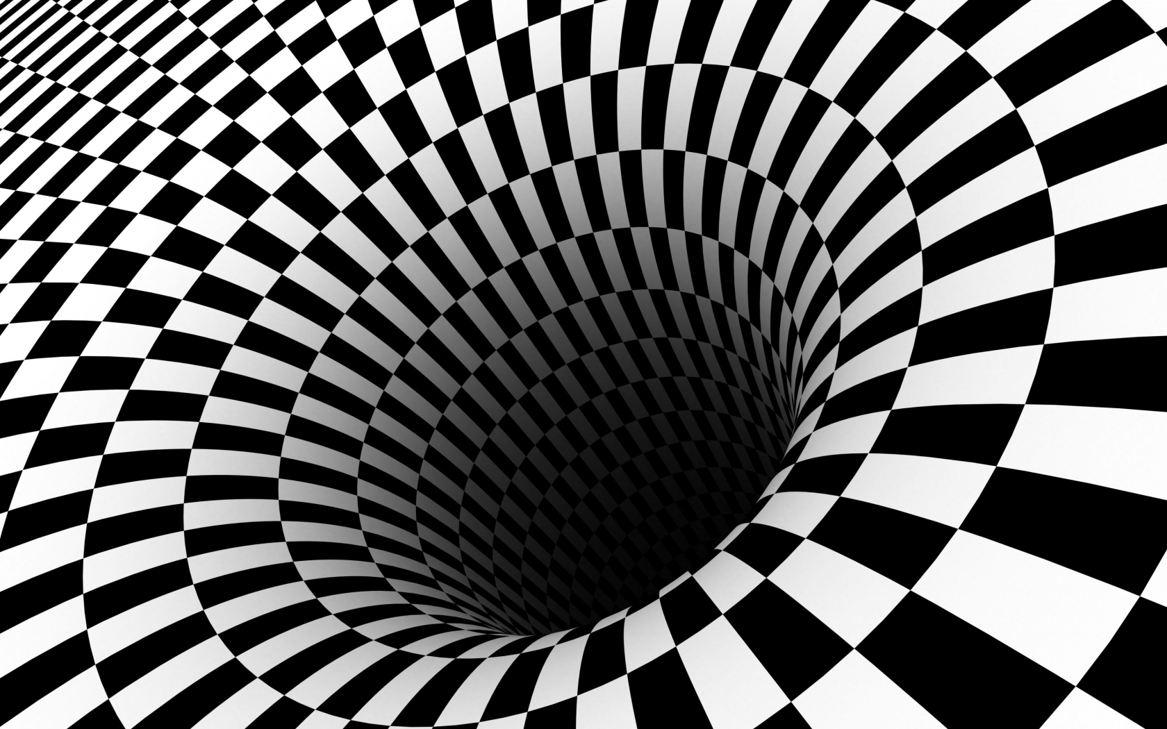 Moving Optical Illusions Black An -   Optical Illusions Pictures