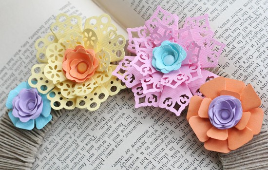 Paper Flower Tutorials | How Do It Info