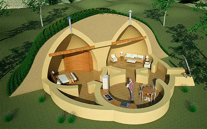 Underground Shipping Container Homes How Do It Info