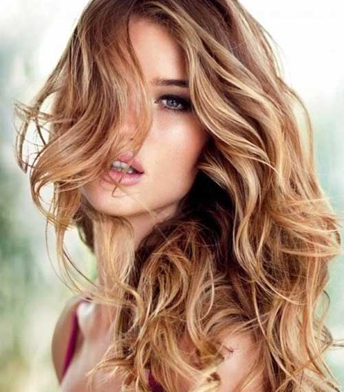 Dye Blonde Hairstyles Dark Brown