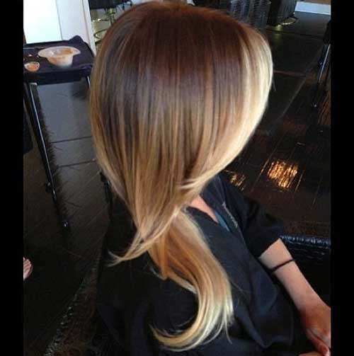 Best Highlighted Ombre Hair