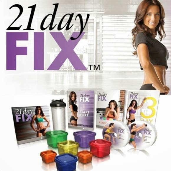 Fitness: 21 Day Fix - Week 1 Menu