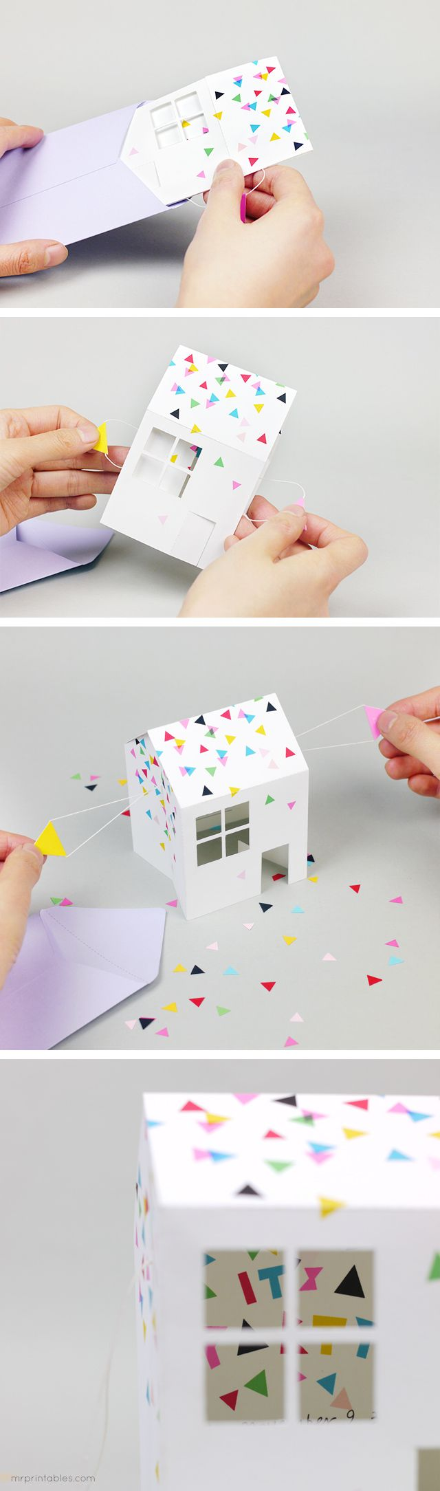 Pop Up House Party Invitation How Do It Info