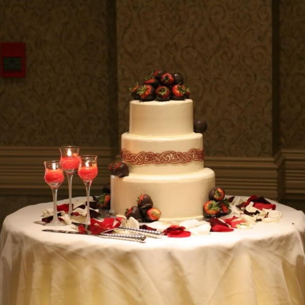 Cake Table Décor Ideas