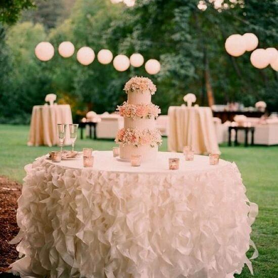 Wedding Cake Tables Decorating Ideas: Cake Table Décor Ideas