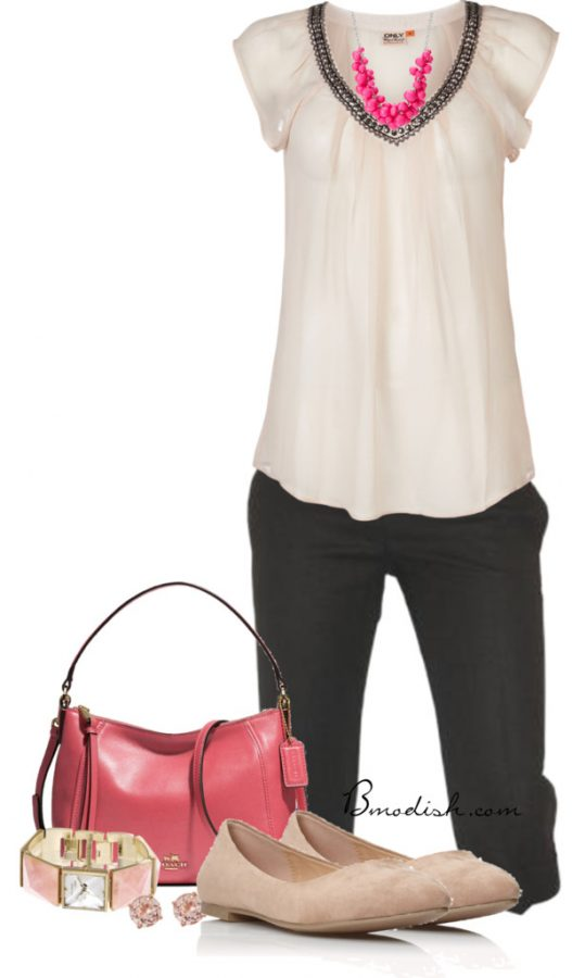 casual bermuda short polyvore outfit