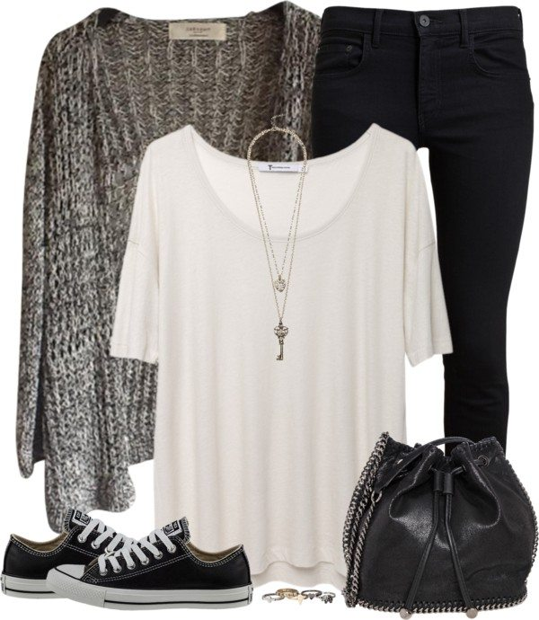 casual outfit for teenage
