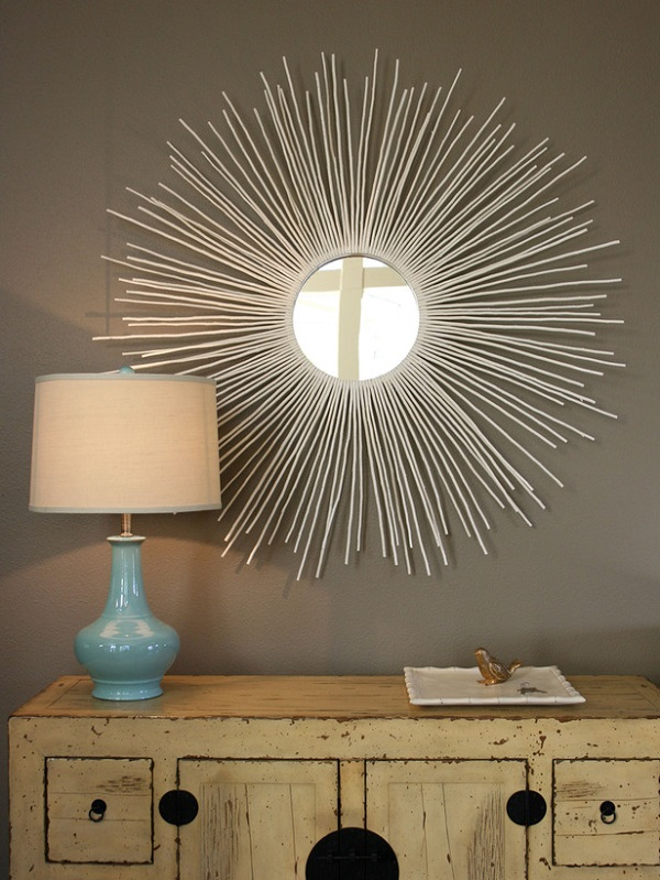 Sophisticated DIY Mirrors That Are Cool and Affordable -   Great DIY Mirror frame ideas