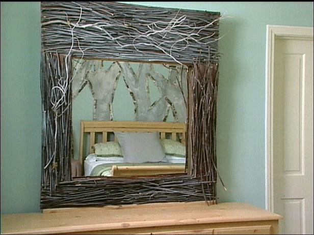15 Creative and Unique DIY Mirror Frames Ideas -   Great DIY Mirror frame ideas
