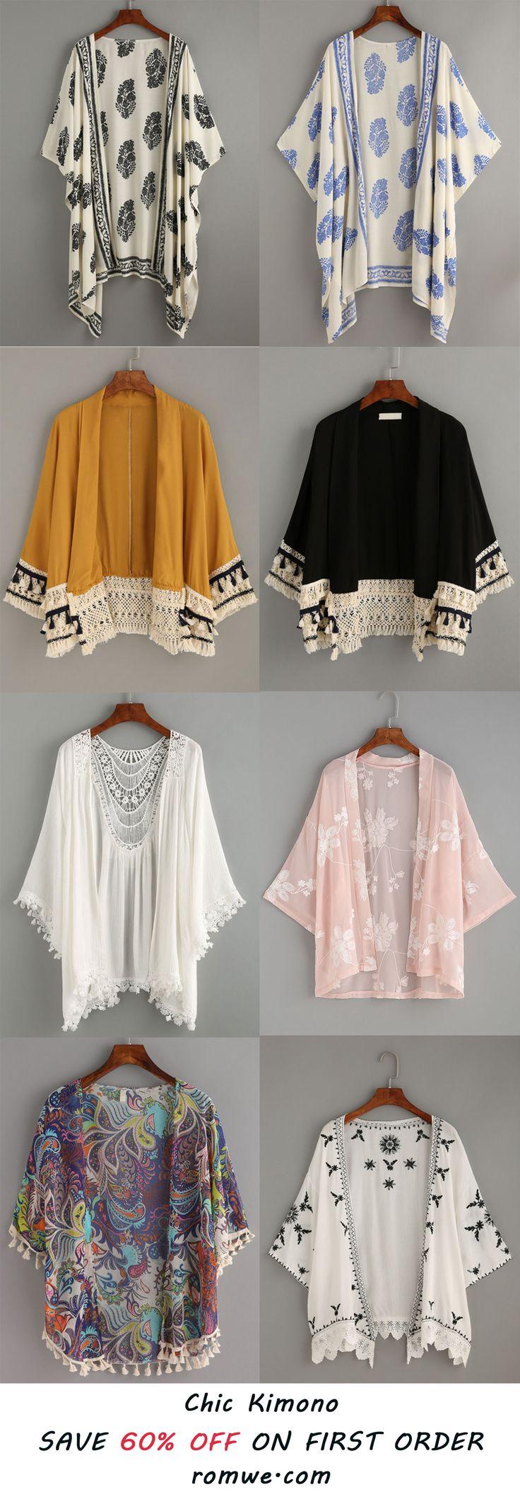 Chic Kimono
