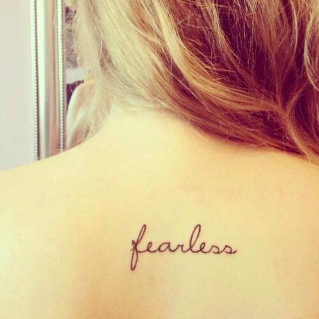 Quote Tattoos