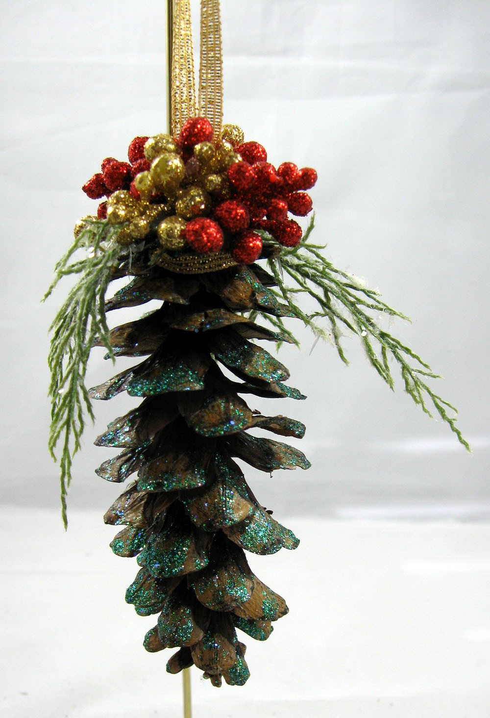 Pine Cone Christmas Ornament Ideas