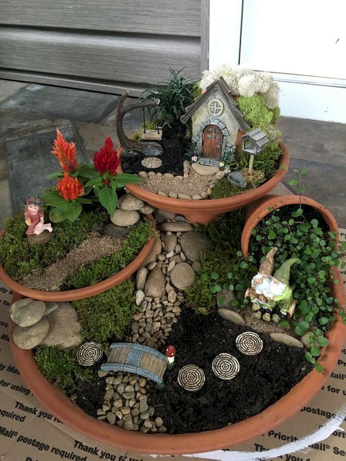 30 Beautiful Indoor Fairy Garden Ideas -   Awesome miniature fairy garden ideas