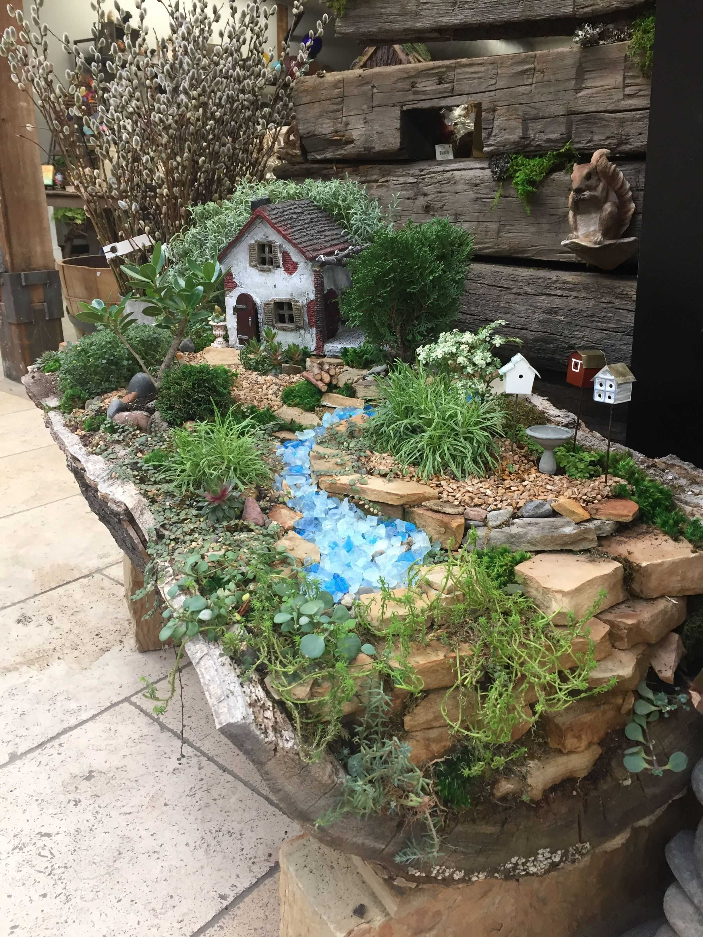 Awesome miniature fairy garden ideas