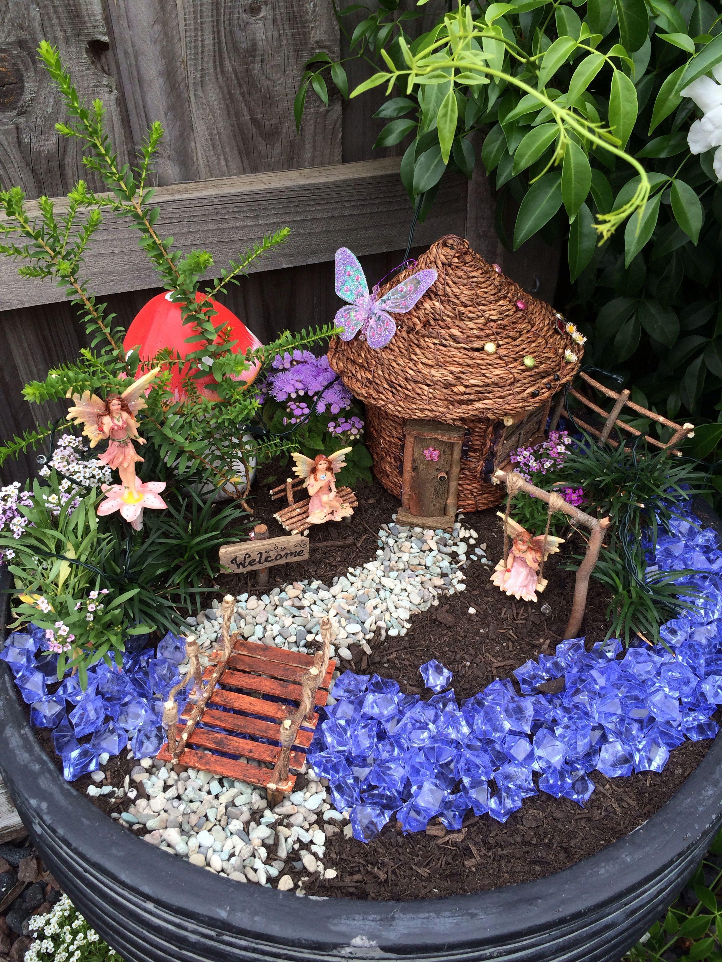 52 Lovely and Magical Miniature Fairy Garden Ideas -   Awesome miniature fairy garden ideas