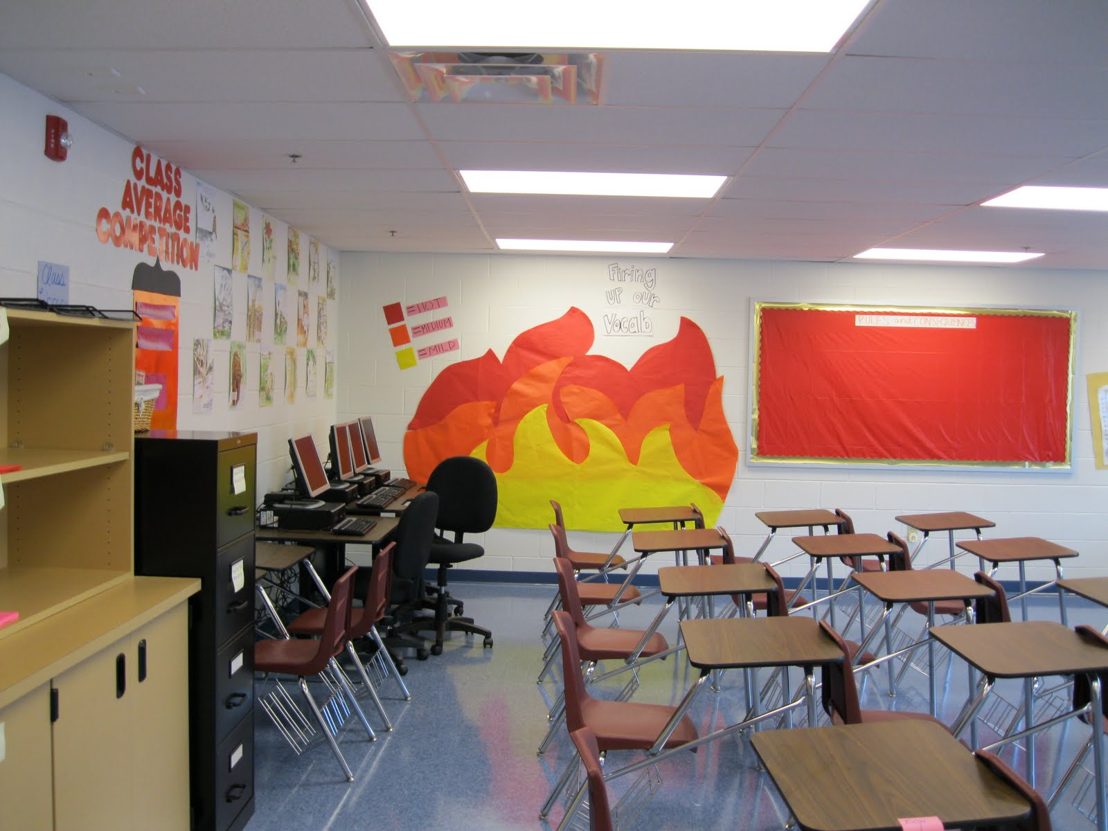 Awesome High School Classroom Design Ideas