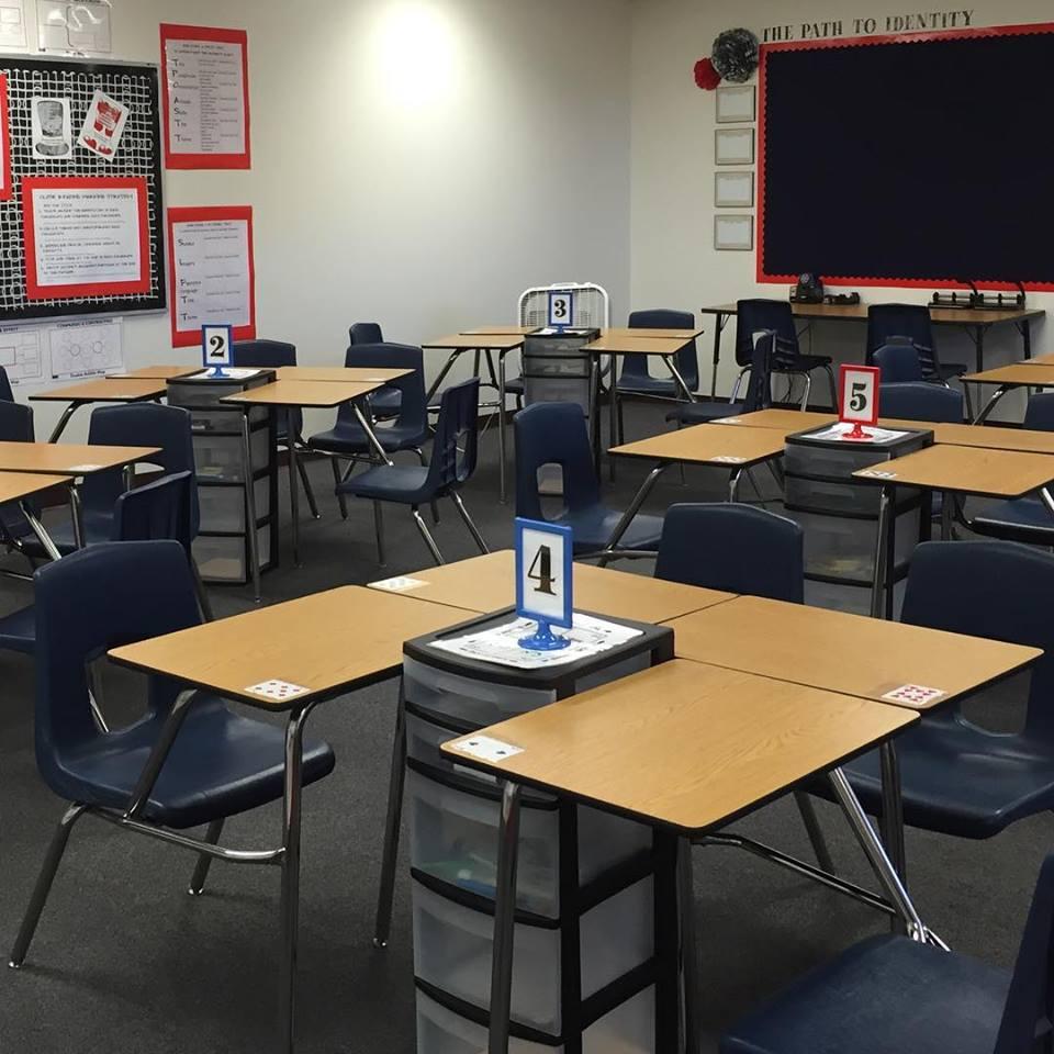 Classroom photos of Mr. Dyre\'s high school science lab ...