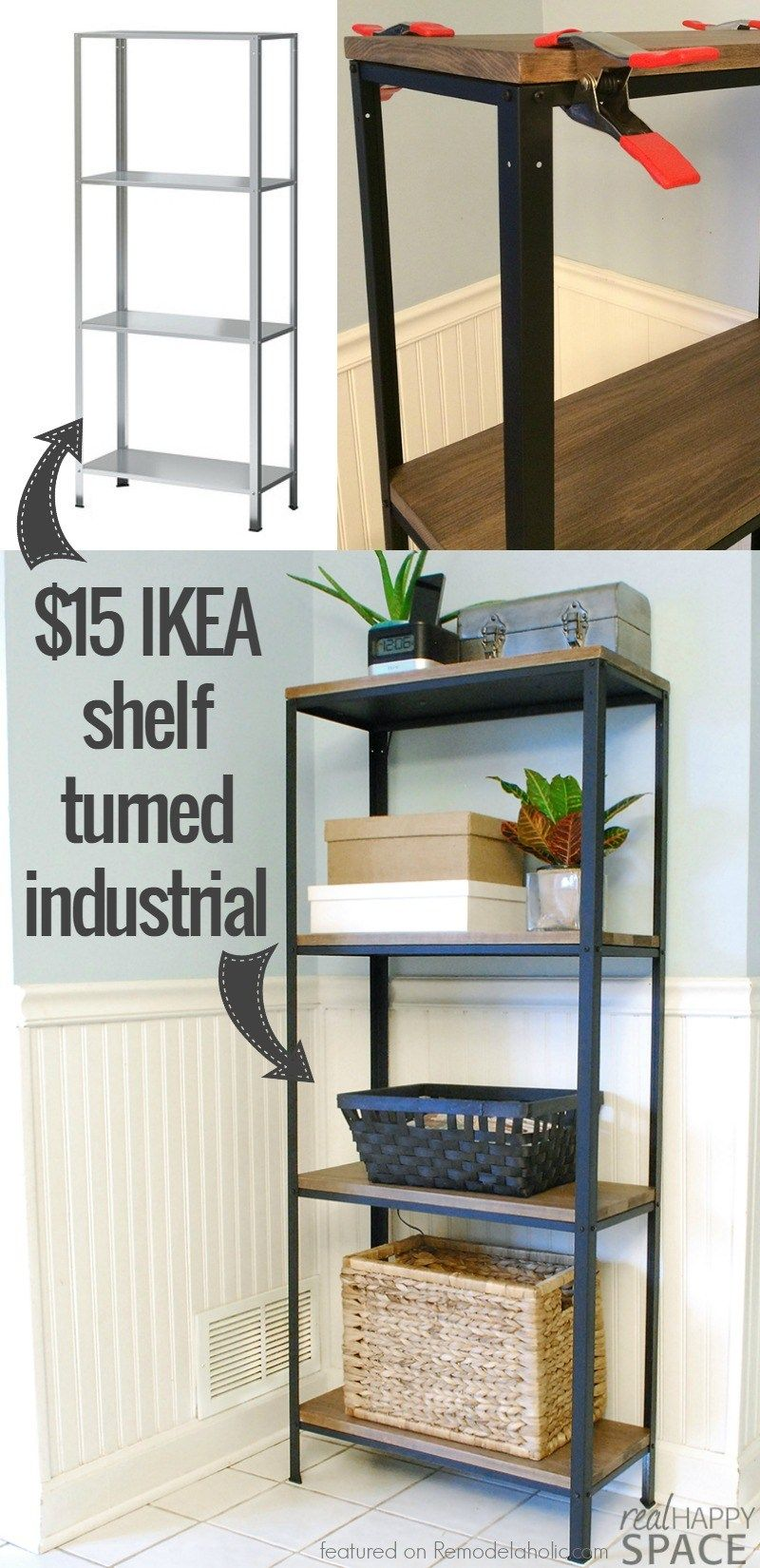 22 Innovative DIY Furniture Hacks Yielding Pieces of Decor and Functionality! -   24 diy furniture ikea ideas