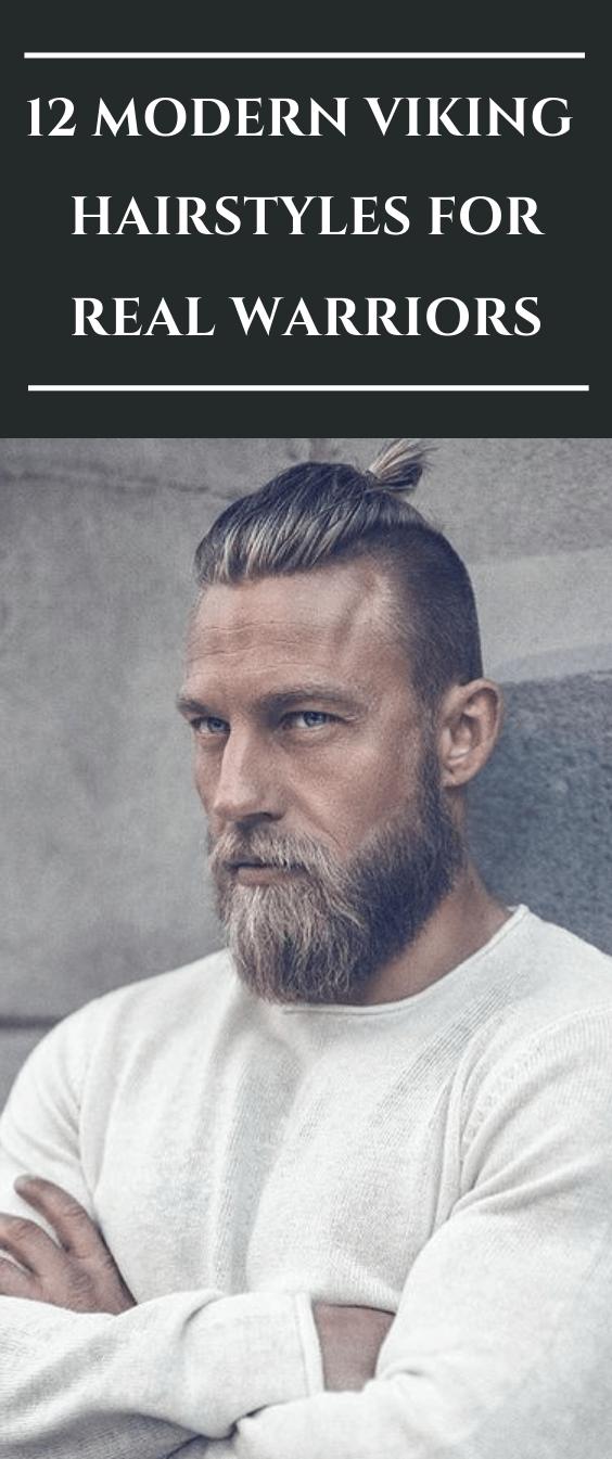 Viking hairstyles for Men