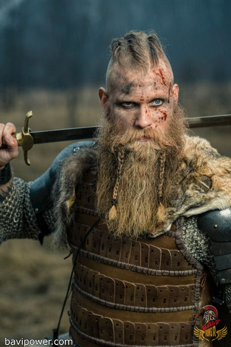 Viking Hairstyles for Men -   Viking hairstyles for Men