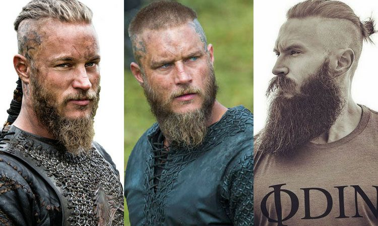 49 Badass Viking Hairstyles For Rugged Men (2019 Guide) -   Viking hairstyles for Men
