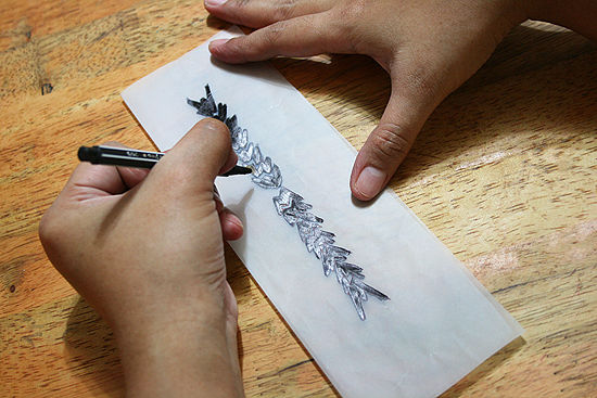 How to Create Your Own Temporary Tattoo: 8 steps