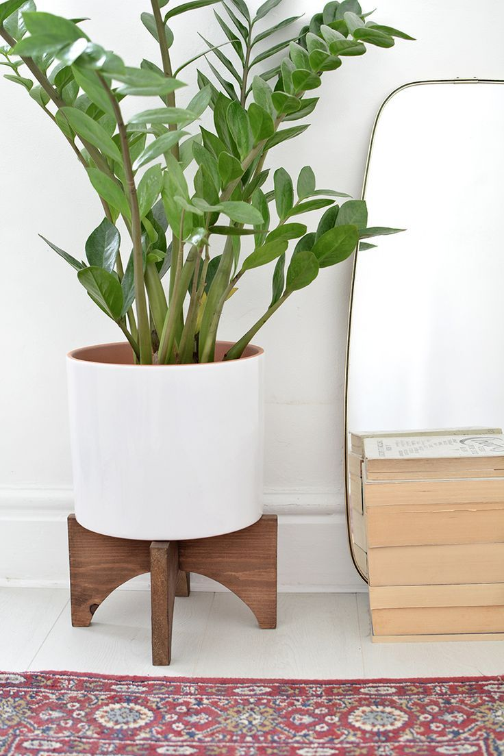 DIY Plant Stands -   17 plants Stand inspiration ideas