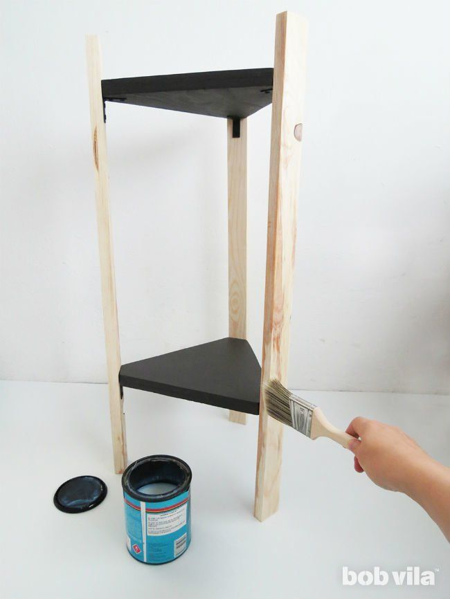 DIY Plant Stand Tutorial (with Photos) + 5 Other Ideas -   17 plants Stand inspiration ideas