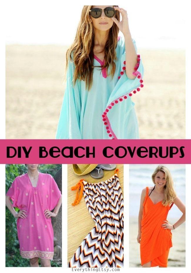 12 Summer Dress Sewing Patterns -   15 DIY Clothes Bleach summer ideas