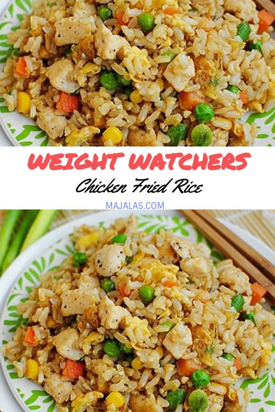 Chicken Fried Rice -   13 healthy recipes Chicken curry ideas