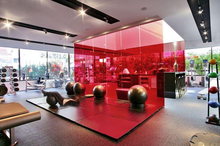 Art Of Designing Gym Interiors -   13 fitness Interior ideas