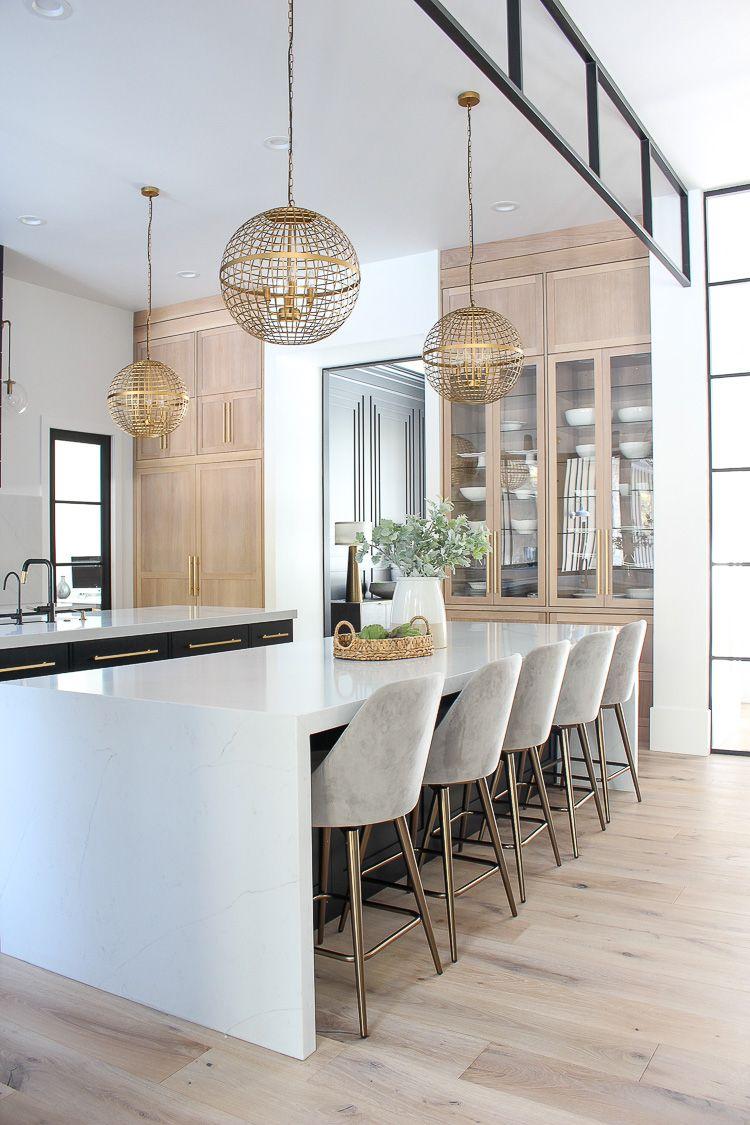 The Forest Modern: Kitchen Q & A -   13 fitness Interior ideas