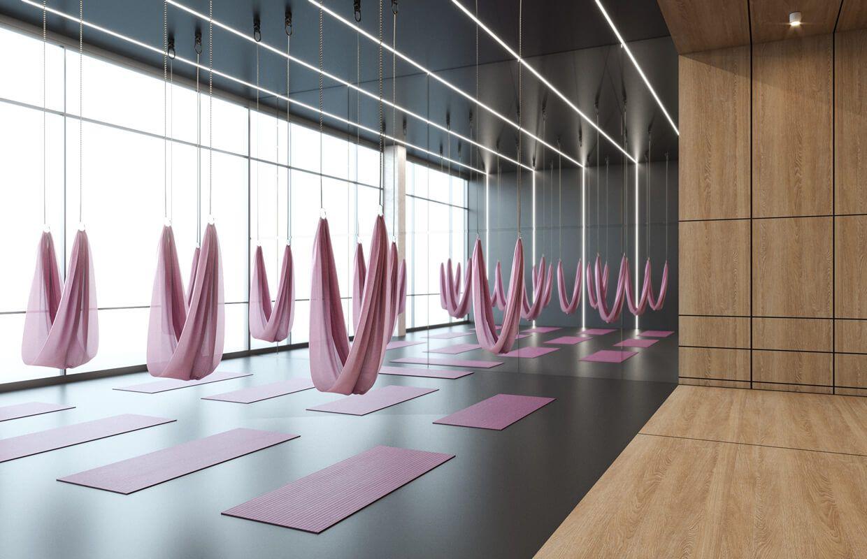 13 fitness Interior ideas