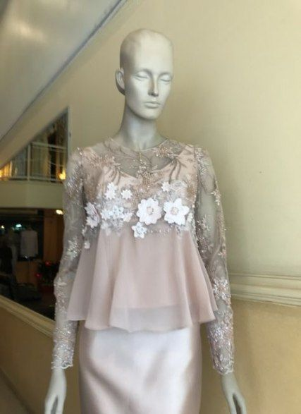 42+ Ideas Party Dress Outfit Ideas Blouses -   9 pola dress Muslim ideas