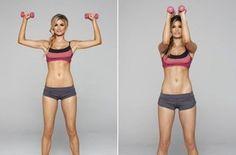 Mejora tu busto con esta rutina de ejercicios -   11 fitness Mujer busto ideas