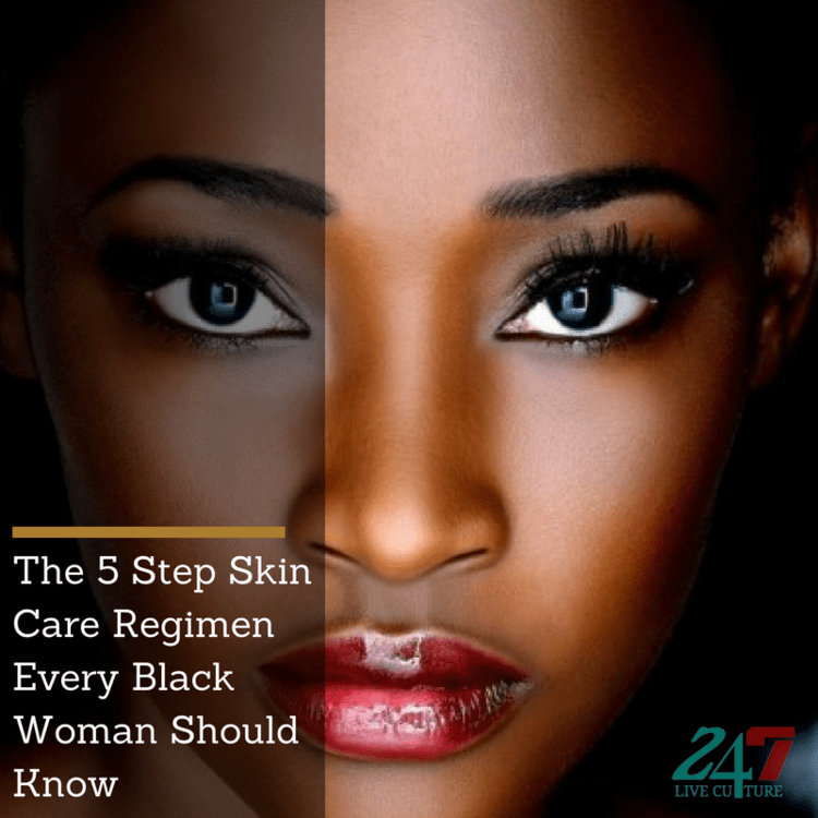 11 skin care For Black Women style ideas