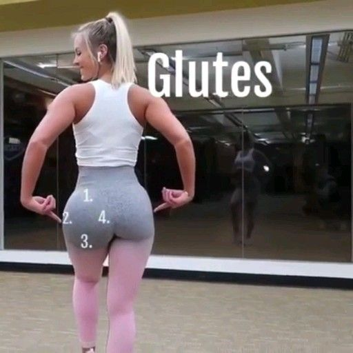 Glutes 😍🍑🔥 -   20 fitness Outfits videos ideas